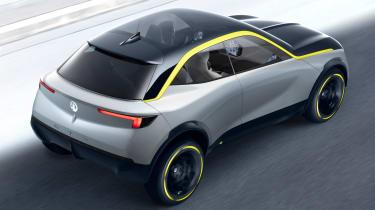 Vauxhall GT X Experimental - rear