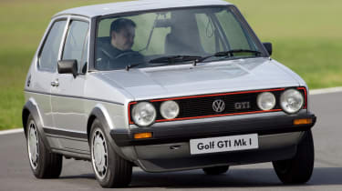 Cool cars: the top 10 coolest cars - VW Golf GTI