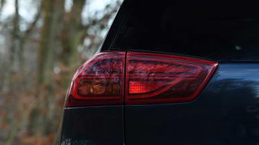 Kia Niro PHEV - rear light