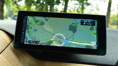 Long-term test review: BMW i3 REx screen 3