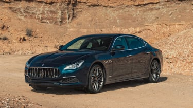 Maserati Quattroporte Royale - front