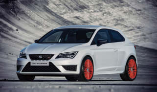 Seat Leon Cupra 280 Performance Pack
