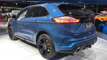 Ford Edge ST revealed - rear
