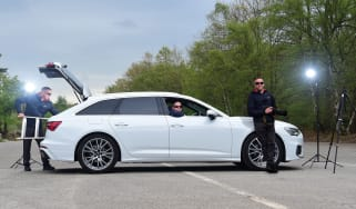 Audi A6 Avant long termer - final report header