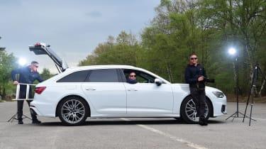 Audi A6 Avant long termer - final report header
