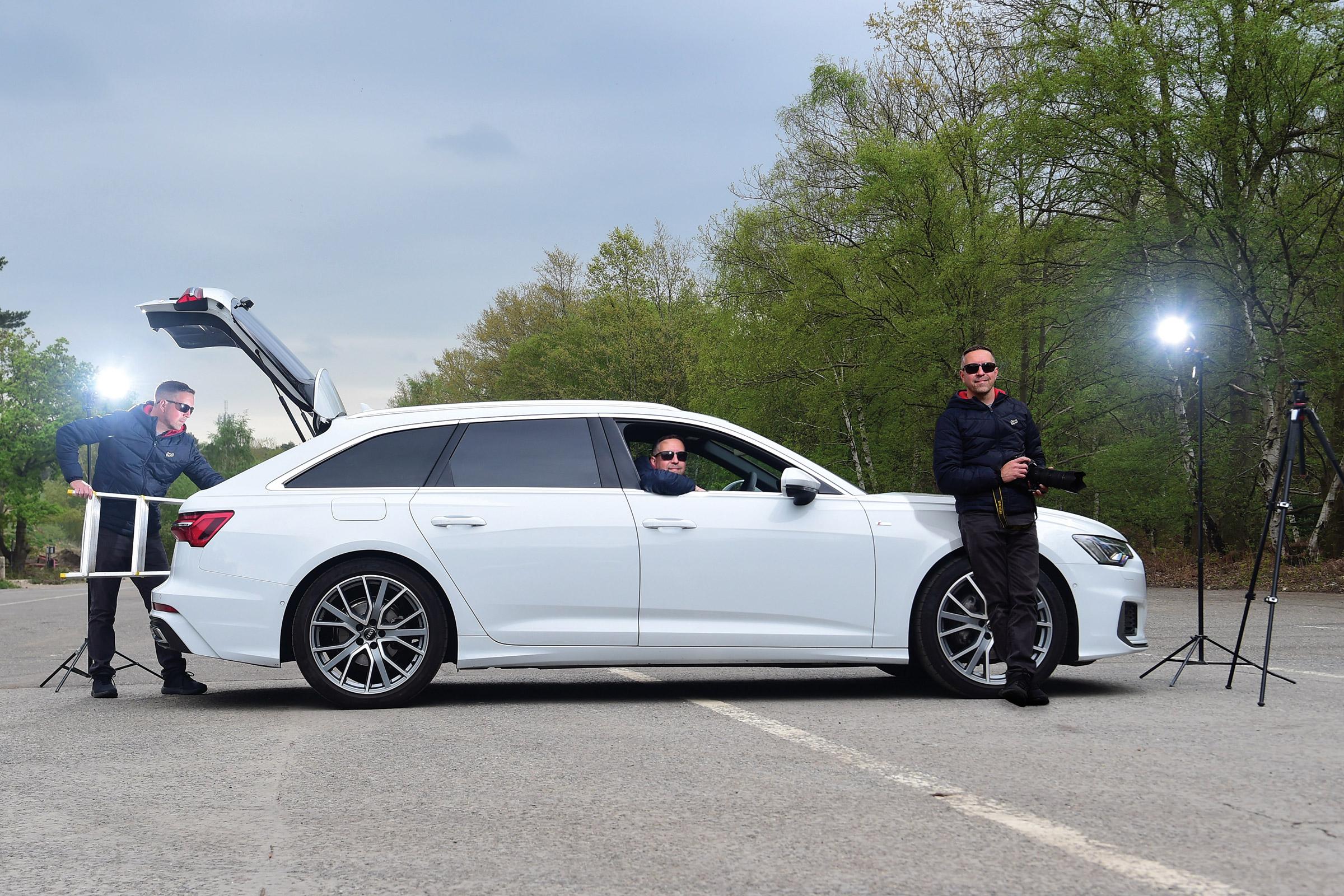 Audi A6 Avant 40 Tdi Long Term Test Review Auto Express
