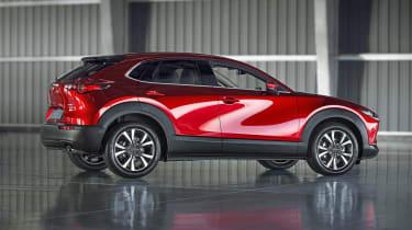Mazda CX-30 side