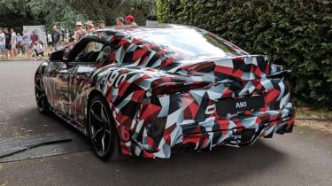 Goodwood Festival of Speed - Toyota Supra