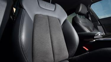 audi a6 avant s line seats interior