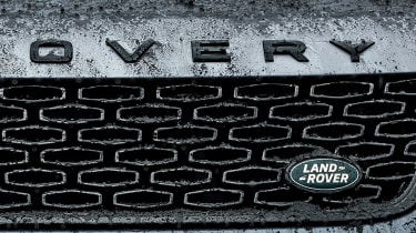 Land Rover Discovery SVX - grille