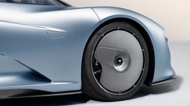 McLaren Speedtail - wheel