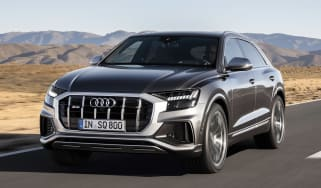 Audi SQ8 - front