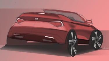Skoda Sunroq concept - sketch