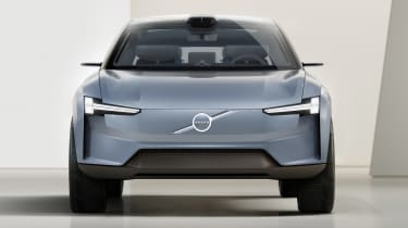 Volvo Concept Recharge - full front