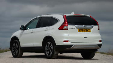 Used Honda CR-V Mk4 - rear static