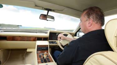 Aston Martin Lagonda - Steve Fowler