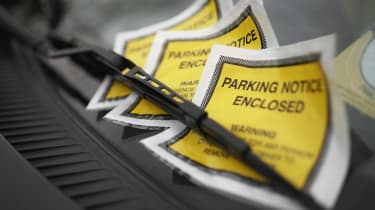 Council parking profits soar in 2012