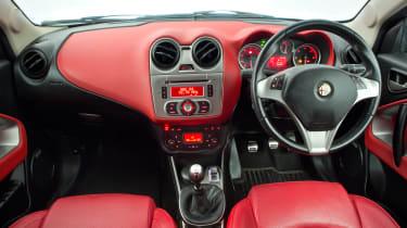 Used Alfa Romeo MiTo - dash