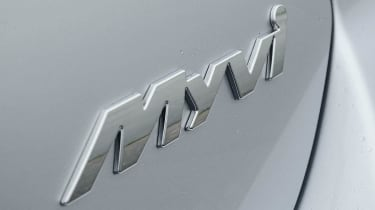 Myvi badge