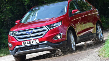 Ford Edge long term - third report front