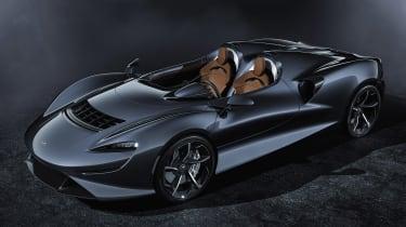 McLaren Elva - front