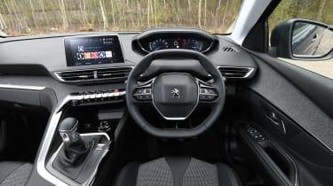 5008 interior