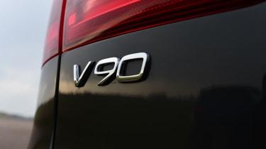 Volvo V90 used guide - badge