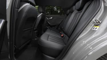 Audi SQ2 - rear seats
