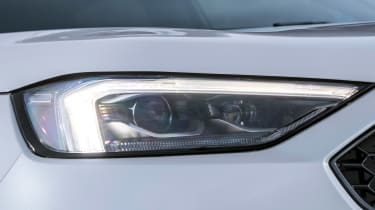 Ford Edge - front light