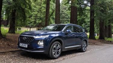 Hyundai Santa Fe - fourth report front