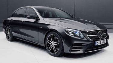 Mercedes-AMG E 53 4MATIC+ front
