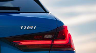 BMW 1 Series - rear light