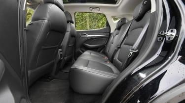 MG ZS EV - rear seats