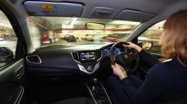 Suzuki Baleno long-term third report - driving