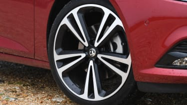 Vauxhall Insignia Sports Tourer Elite Nav - wheel