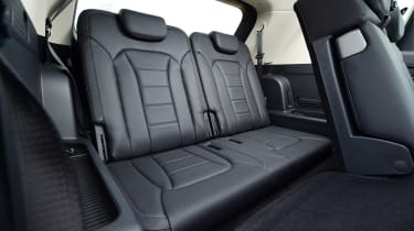 SsangYong Rexton long term - first report back seats