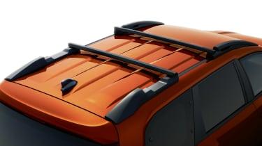 Dacia Jogger - roof