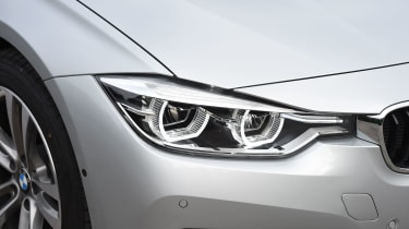 BMW 3 Series - lights