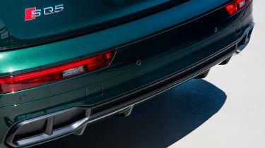 Audi SQ5 - rear detail