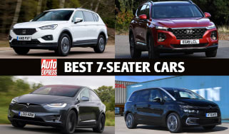 Best 7-seater cars - header