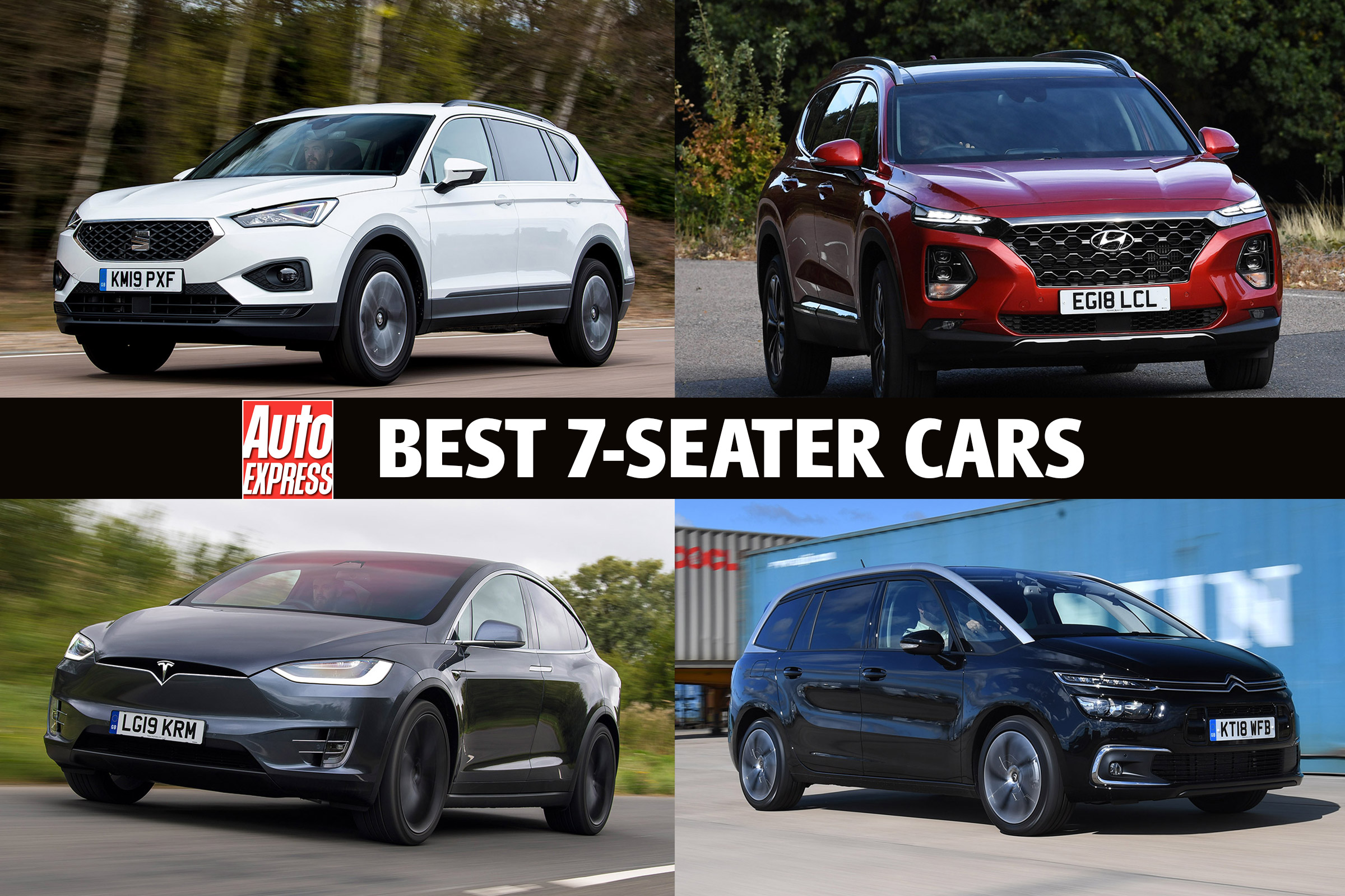 Best 7 Seater Cars On Sale 2020 Auto Express