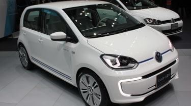 VW twin up! hybrid