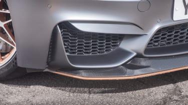 BMW M4 GTS UK 2016 - front detail 2