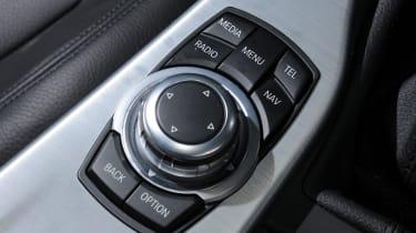 BMW 3 Series - track spyshot rear