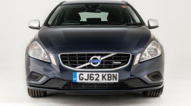 Used Volvo V60 - full front