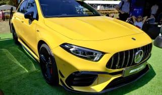 Mercedes-AMG A45 Goodwood FoS 2019