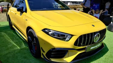 Mercedes-AMG A45 Goodwood FoS 2019