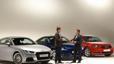 Audi-TT-three-generation-picture