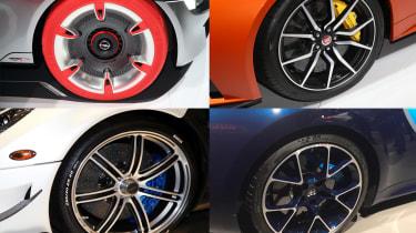 Best wheels at Geneva 2016