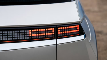 Hyundai Ioniq 5 RWD - rear lights